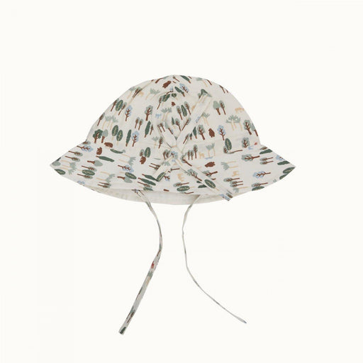c6a16f29771 The Kids Store-NATURE BABY POPLIN SUNHAT - FOREST NATURAL PRINT-