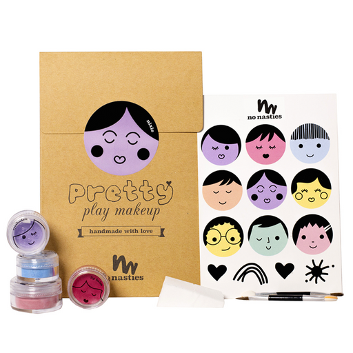 The Kids Store-NO NASTIES PRETTY PLAY MAKEUP - PURPLE GOODY PACK-