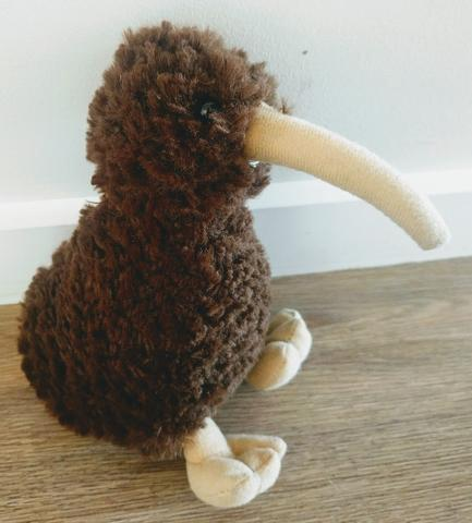 The Kids Store-PEE WEE KIWI SOFT TOY-