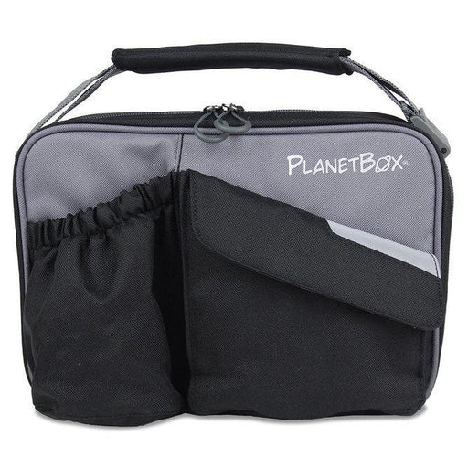 The Kids Store-PLANETBOX CARRY BAG - BLACK PEARL-