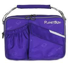 The Kids Store-PLANETBOX CARRY BAG - POWER PURPLE-