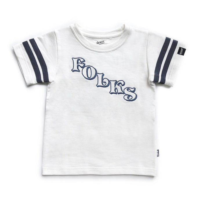 The Kids Store-POP FACTORY FOLKS TEAM JERSEY TEE-