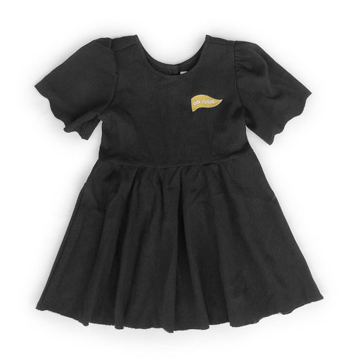 The Kids Store-POP FACTORY WAFFLE DRESS-