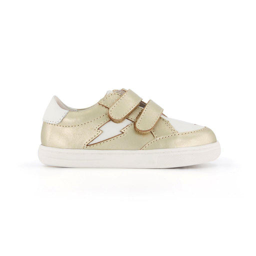 The Kids Store-PRETTY BRAVE XO TRAINER - GOLD-