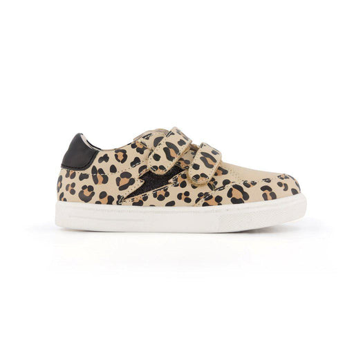 The Kids Store-PRETTY BRAVE XO TRAINER - LEOPARD-
