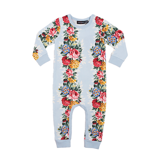 The Kids Store-ROCK YOUR BABY PLAYSUIT - HOLLYWOOD CHINTZ-
