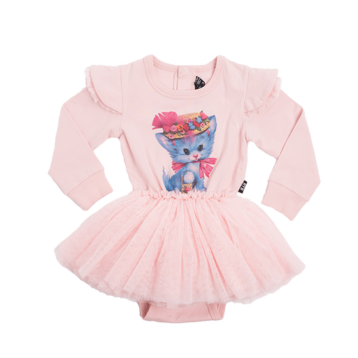 The Kids Store-ROCK YOUR BABY PRETTY KITTY CIRCUS DRESS-