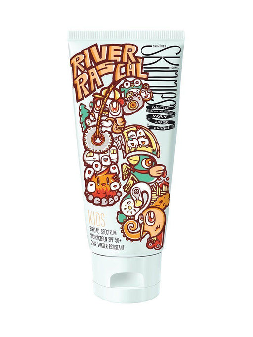 The Kids Store-SKINNIES KIDS RIVER RASCAL SPF50 100ml-