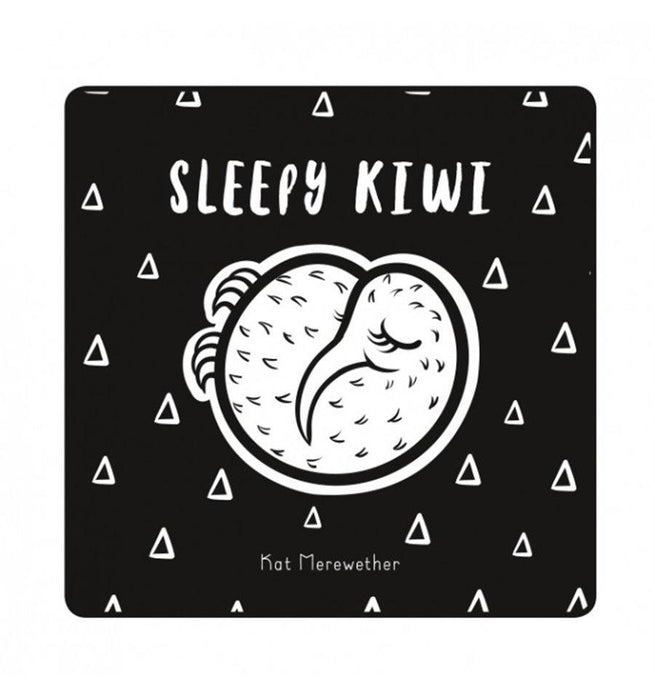 The Kids Store-SLEEPY KIWI BOARD BOOK-