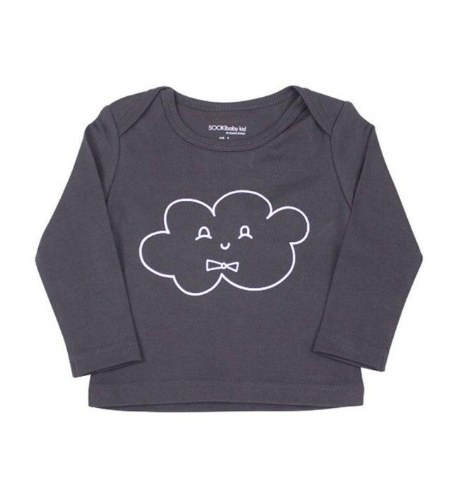 The Kids Store-SOOKIBABY CLOUD TEE-