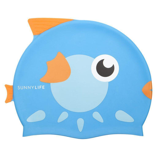 The Kids Store-SUNNYLIFE SWIMMING CAP - PUFFERFISH-