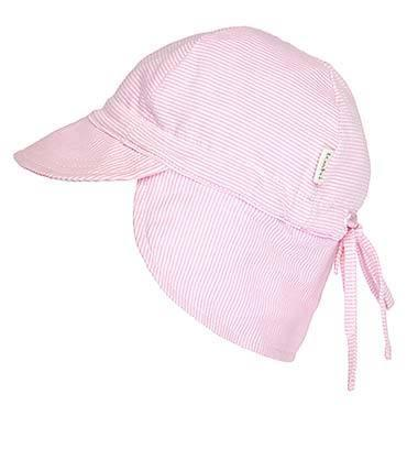The Kids Store-TOSHI BABY FLAP CAP - BLUSH-