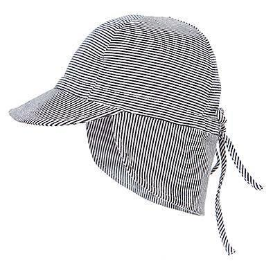 The Kids Store-TOSHI BABY FLAP CAP - PERIWINKLE-
