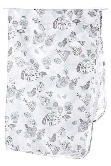 The Kids Store-TOSHI MUSLIN WRAP - BALLOONS-