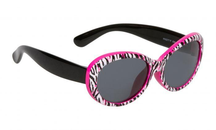 The Kids Store-UGLYFISH MERMAID SUNGLASSES - PINK/SMOKE-