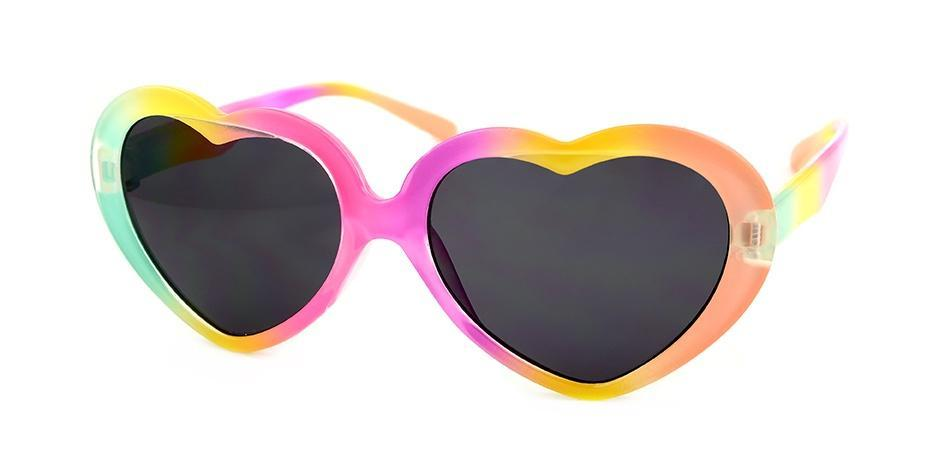 The Kids Store-UNITY KIDS SUNGLASSES - RAINBOW HEARTS-