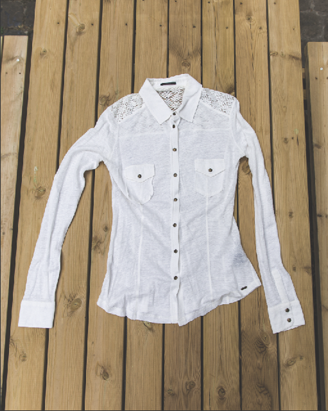 Chemise blanche - Taille 36