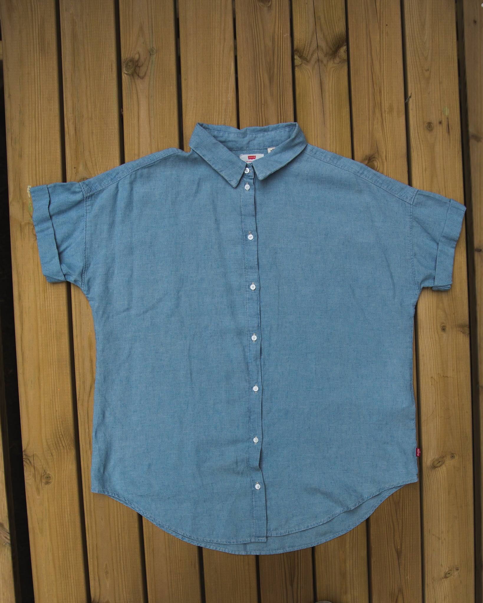 Chemise bleue - Taille M
