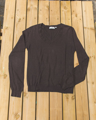 Pull brun - Taille M