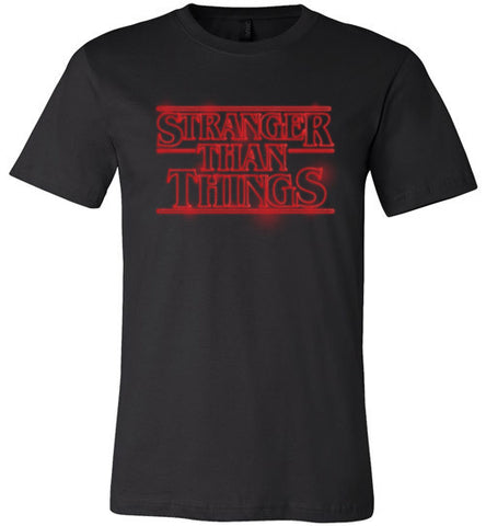 Stranger Than Things - T-Shirt
