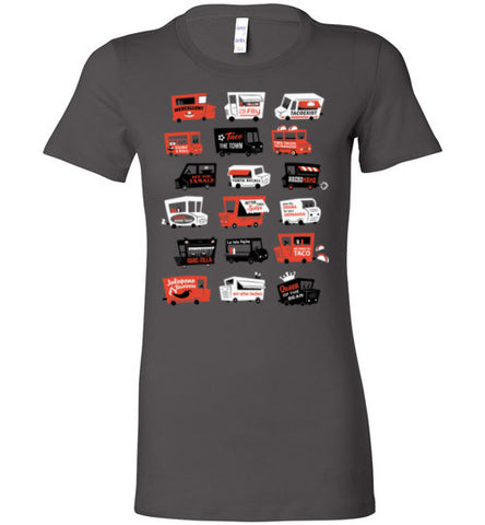 Taco Trucks Everywhere - Women's TShirt