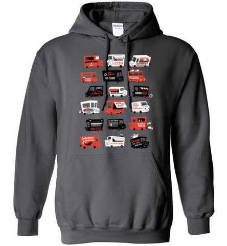 Taco Trucks Everywhere - Hoodie
