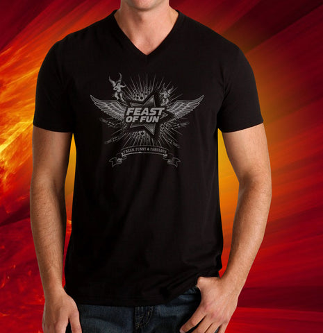 "Feast of Fun ""Angels"" T-Shirt"