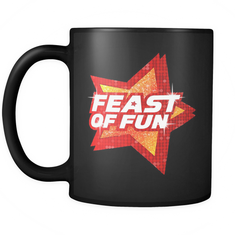 Feast of Fun - Showbiz Mug