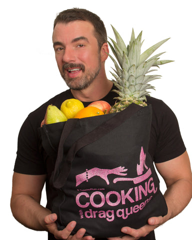 Cooking with Drag Queens Tote Bag