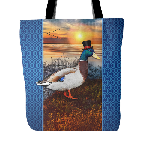 New Duck - Tote Bag