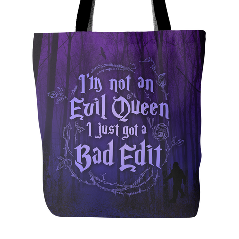 Evil Queen - Tote Bag