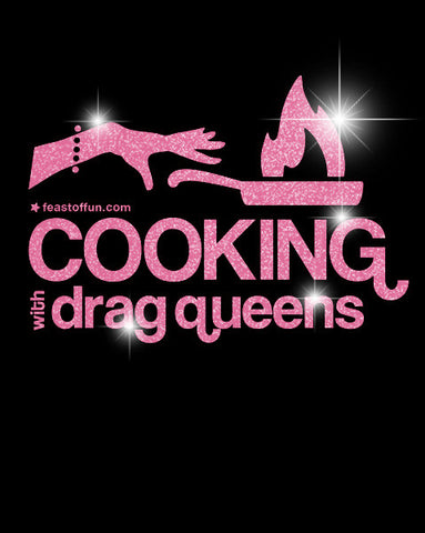 Cooking with Drag Queens T-Shirt