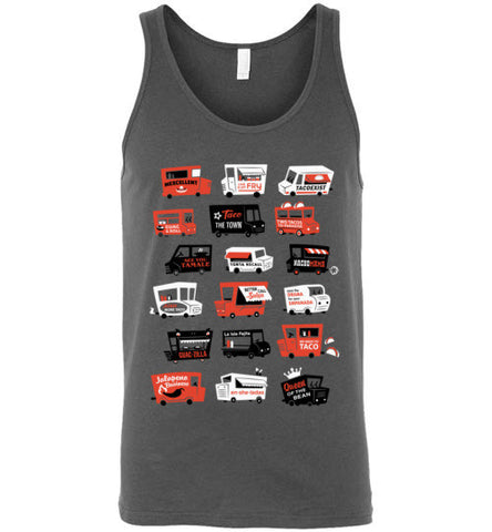 Taco Trucks Everywhere - Tank Top