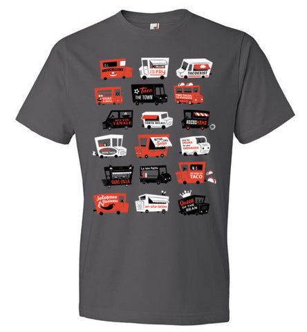 Taco Trucks Everywhere - TShirt
