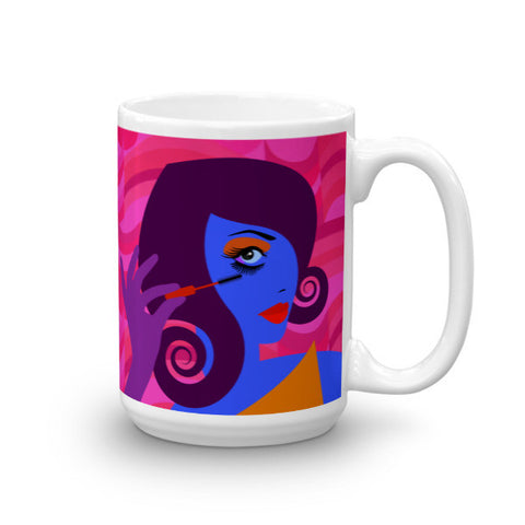 Makeup Mug - Cooking with Drag Queens
