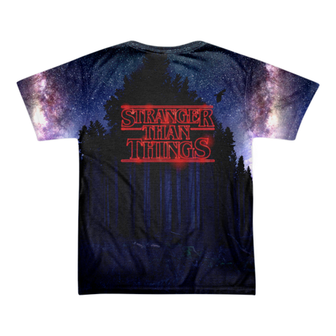 Stranger Than Things - All Over T-Shirt