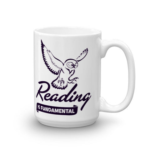 Reading is Fundamental Mug