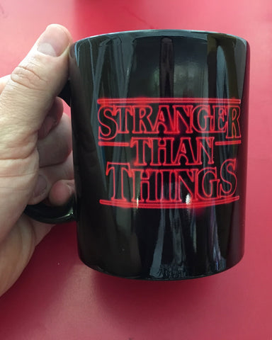 Stranger Than Things - Mug