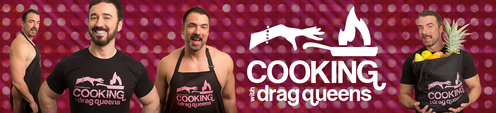 Cooking with Drag Queens T-Shirts & More