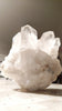 White Quartz Crystal Cluster (Medium)