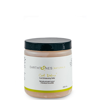 Earthtones Naturals Curl Define: Curl Enhancing Gelly