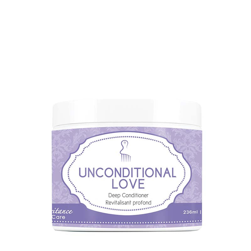 Inhairitance CurlCare UNCONDITIONAL LOVE Deep Conditioner - 8oz