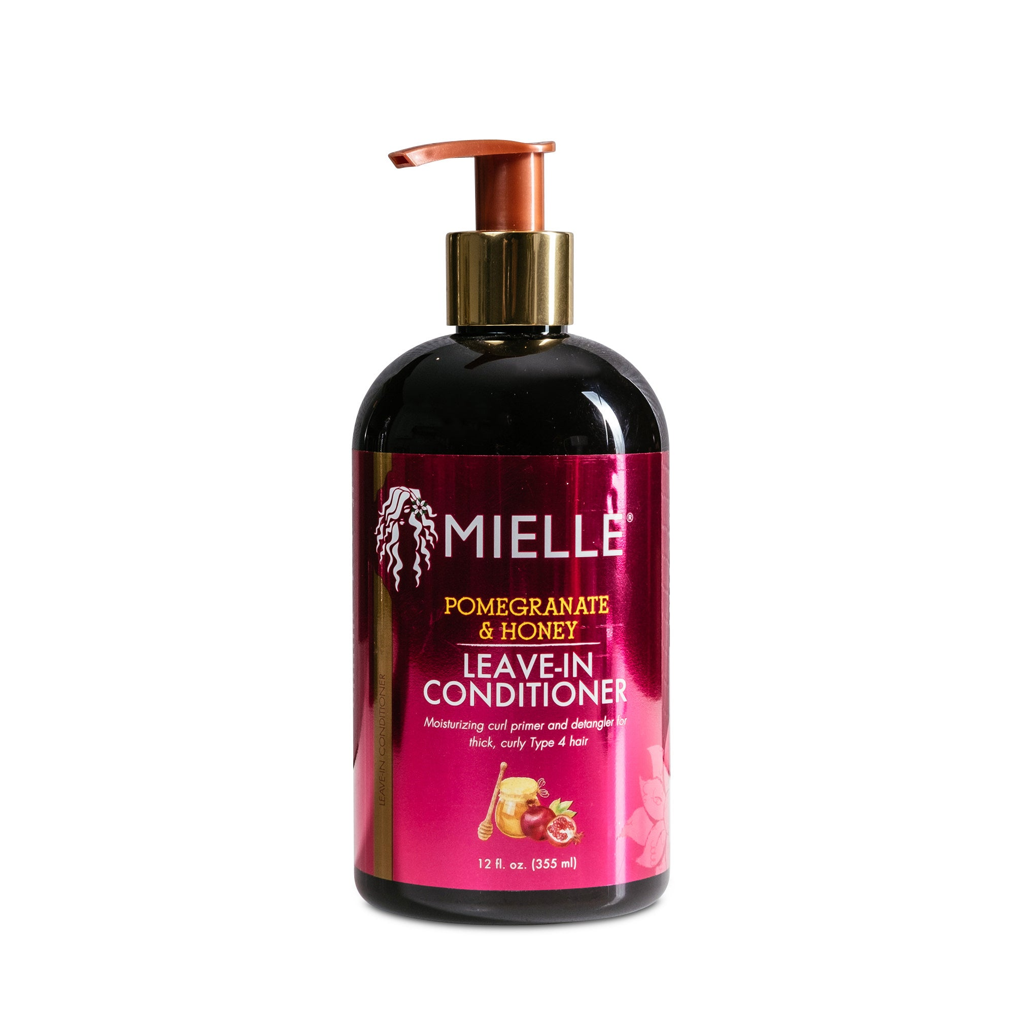Mielle Organics Pomegranate & Honey Leave-In Conditioner - 12 fl. oz