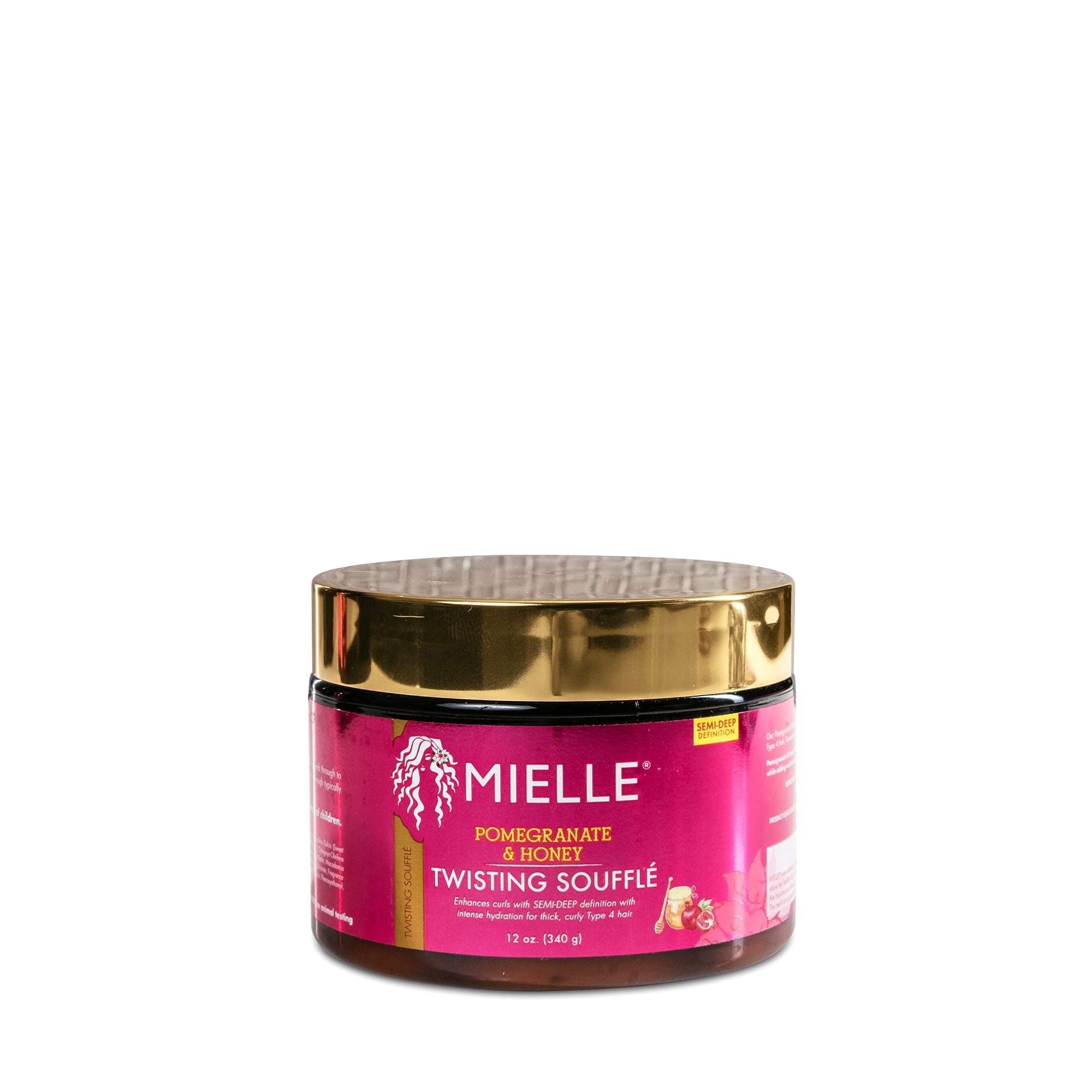 Mielle Organics Pomegranate & Honey Twisting Soufflé - 12 oz
