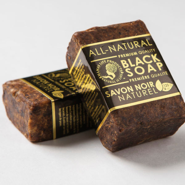 Mama's Life Black Soap - 4oz