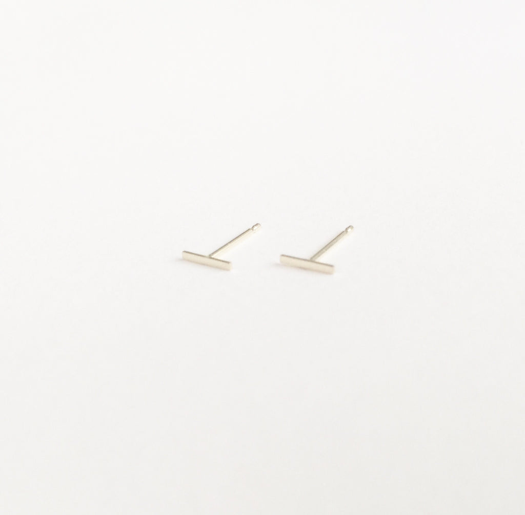 Sprinkles Stud Earrings - Solid 14kt