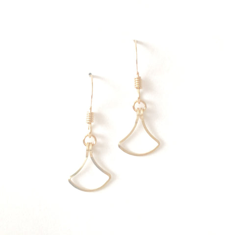 Tiny Pendulum Dangle Earrings