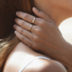 Thin Band Ring