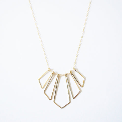 Geo Necklace