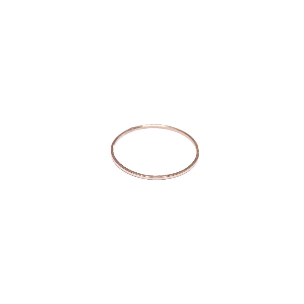 Squared Ring - Solid 14kt